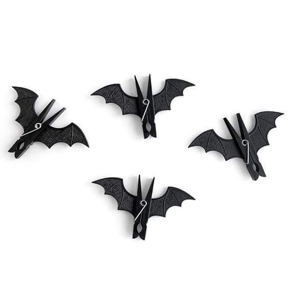 37 Wacky & Rare Bat Shaped Halloween Crafts für Kinder