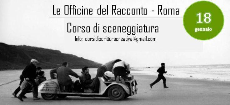 Corso di sceneggiatura - Roma
