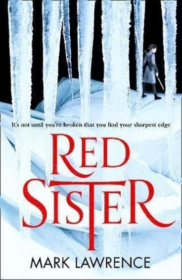 Red Sister by Mark Lawrence. At the Convent of Sweet Mercy young girls are raised to be killers. Sweet Mercy hones its novices' skills to deadly effect: it takes 10 years to educate a Red Sister in the ways of blade and fist.But even the mistresses of sword and shadow don't truly understand what they have purchased when Nona Grey is brought to their halls as a bloodstained child of eight, falsely accused of murder: guilty of worse.