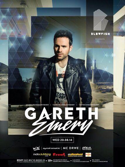 Gareth Emery (20.08.14)