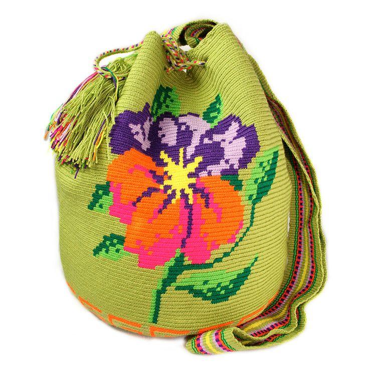 Bucket Bag - Tapestry Crochet