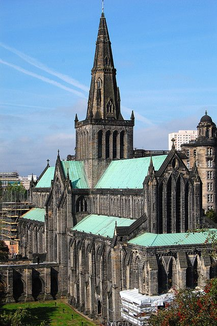 Glasgow Cathedral https://twitter.com/OpusLearning