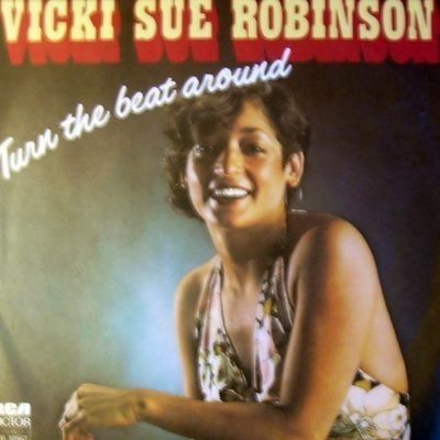 Vicki Sue Robinson Turn The Beat Around album | close vicki sue robinson turn the beat around 7inch sp