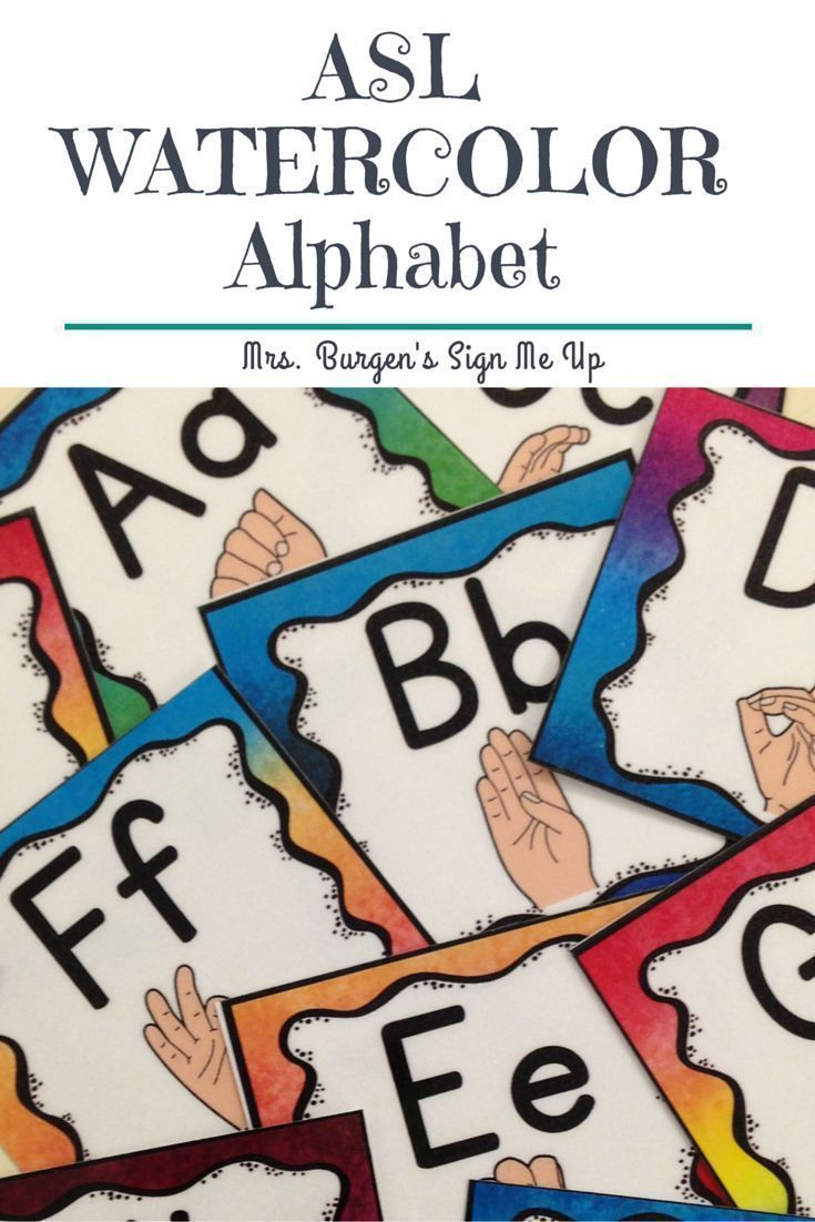 American Sign Language Classroom Decorations ~ Best classroom organization ideas images on pinterest