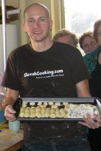 Slovak Cooking website
