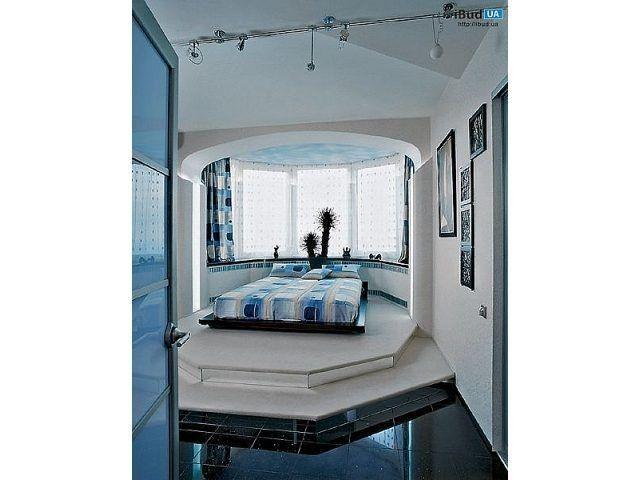 Современная кровать в спальне фото, Кровати | ibud.ua
