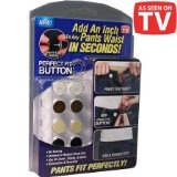 Perfect Fit Button Deluxe (Set of 8) (Health and Beauty)By Perfect Fit