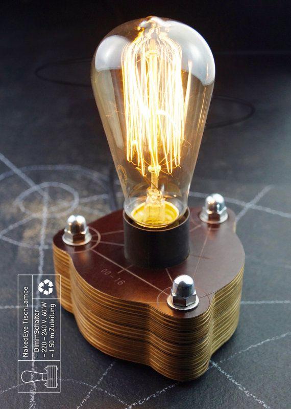 NakedEye TischLampe Table Lamp