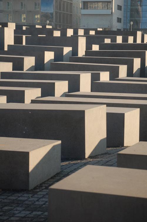 Memoriale della Shoah ......Eisenman memorial in Berlin