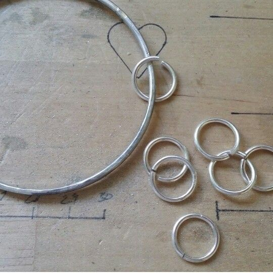 7 Lucky rings