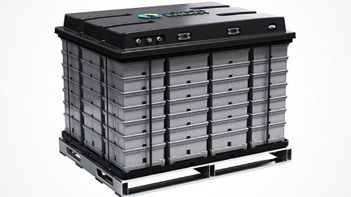 This new battery runs on saltwater and can power your home for nearly 10 years (3000 days/nights). The best thing is it's safer for the environment. Not only are the new Aquion batteries are safer for the environment, they are also non-flammable, non-hazardous, and non-explosive, unlike traditional lithium-ion or lead-acid batteries. Because it's full of …