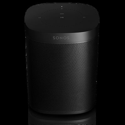 Sonos One with built in Alexa for voice control