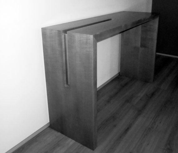 Cutout / bar / reception /hall table on Etsy, $1,200.00 AUD