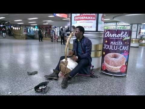 Maahanmuuttaja rakastaa Suomea