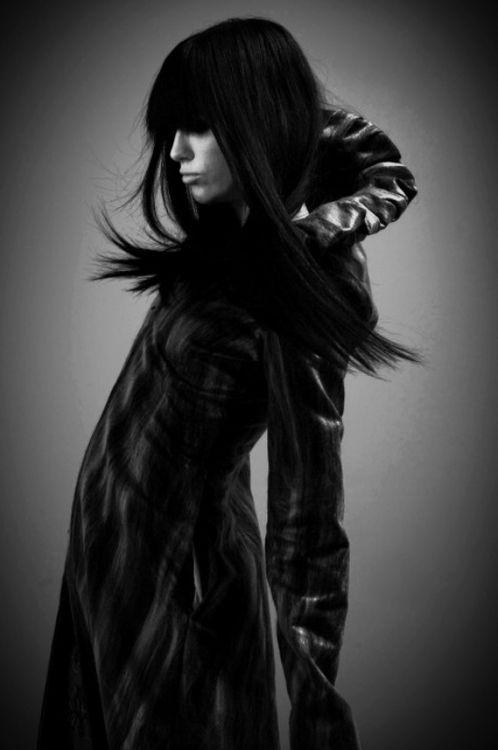 Madness:  Audrey Napoleon wearing Kao Pao Shu