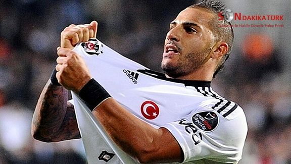 Beşiktaş, Quaresma'nın sözleşmesini 3 yıl daha uzattı