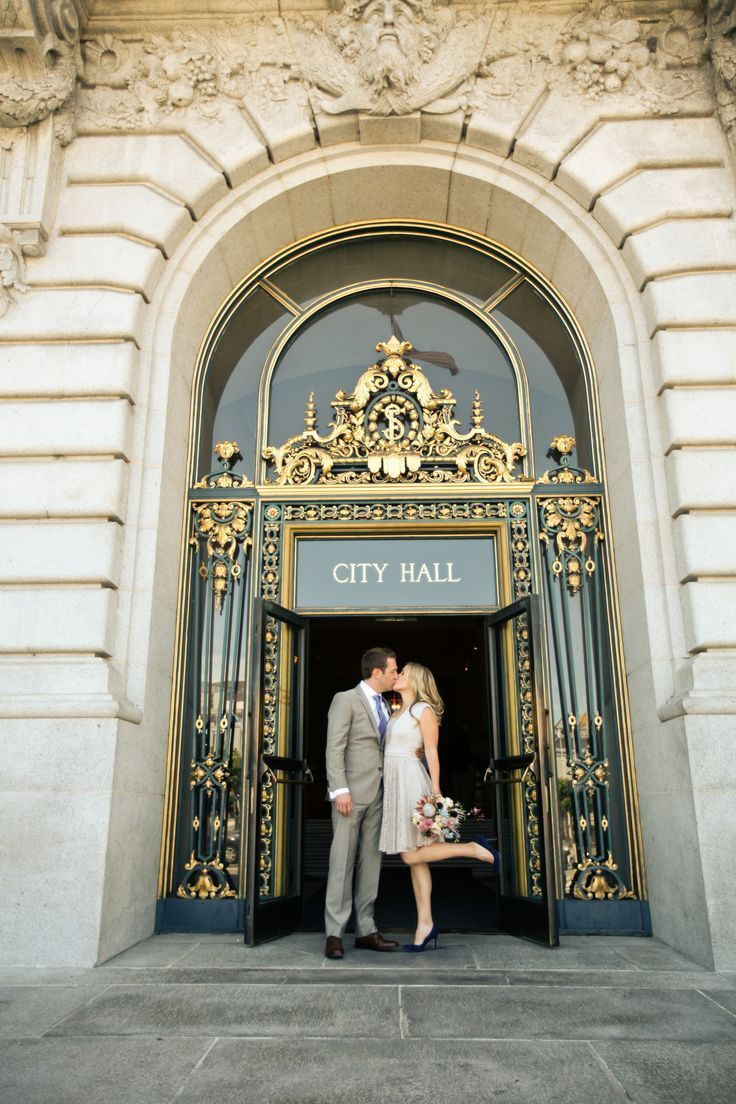 Short wedding dress - Photography: Nudrat Owens Photography | City hall weddig gown | itakeyou.co.uk: