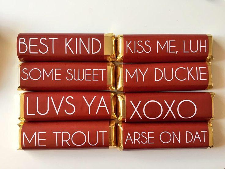 NL Chocolate Co. Valentine treats