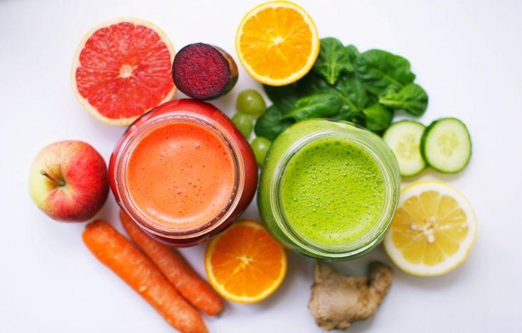 овощные и фруктовыесмузи
