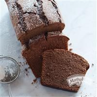 What are you fixin' for your loved ones this Sunday? Here's a classic, chocolatey-good recipe to try Chocolate Sour Cream Pound Cake - Martha White