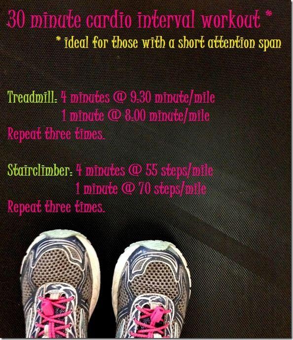 treadmill workout