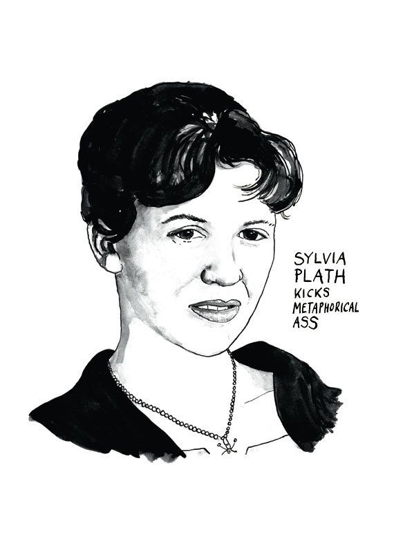 sylvia plath thesis on dostoevsky Sylvia plath is most known for her tortured soul perhaps that is why readers identify with her works of poetry so well, such as daddy rather, plath feels a sense of relief at his departure from her life, and she explores the reasons behind this feeling in the lines of this poem.