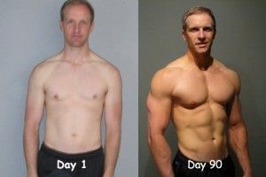 P90x Results Pics Of Others Health Fitness