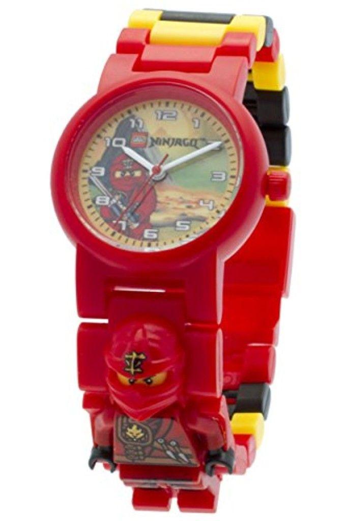 LEGO - Ninjago Jungle Kai - 8020134 - Montre Enfant - Quartz - Analogique 2017 #2017, #Montresbracelet http://montre-luxe-femme.fr/lego-ninjago-jungle-kai-8020134-montre-enfant-quartz-analogique-2017/