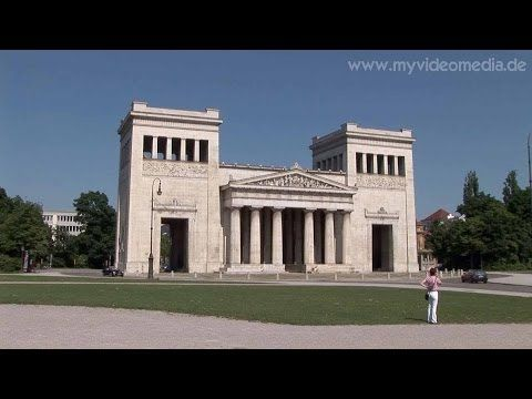 ▶ Munich - a walking tour around Maxvorstadt at Corpus Christi #Germany HD #Travel Channel - YouTube