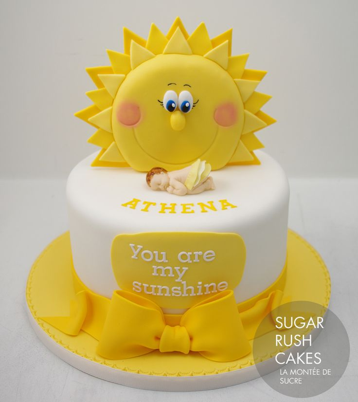 Birthday Cakes | Sugar Rush Cakes Montreal
