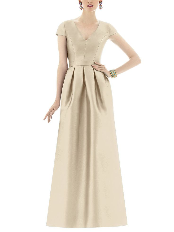 Find The Best Alfred Sung Bridesmaid Dresses On Brideside
