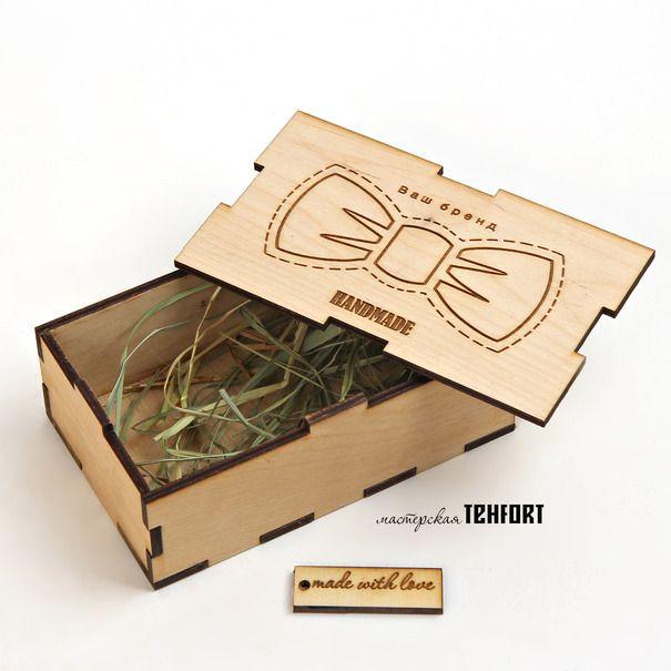Ручная работа Упаковка из дерева и фанеры