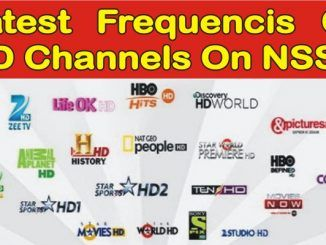 NSS6 95E HD Channel List With Frequency Symbol Rates | Mr  Dish