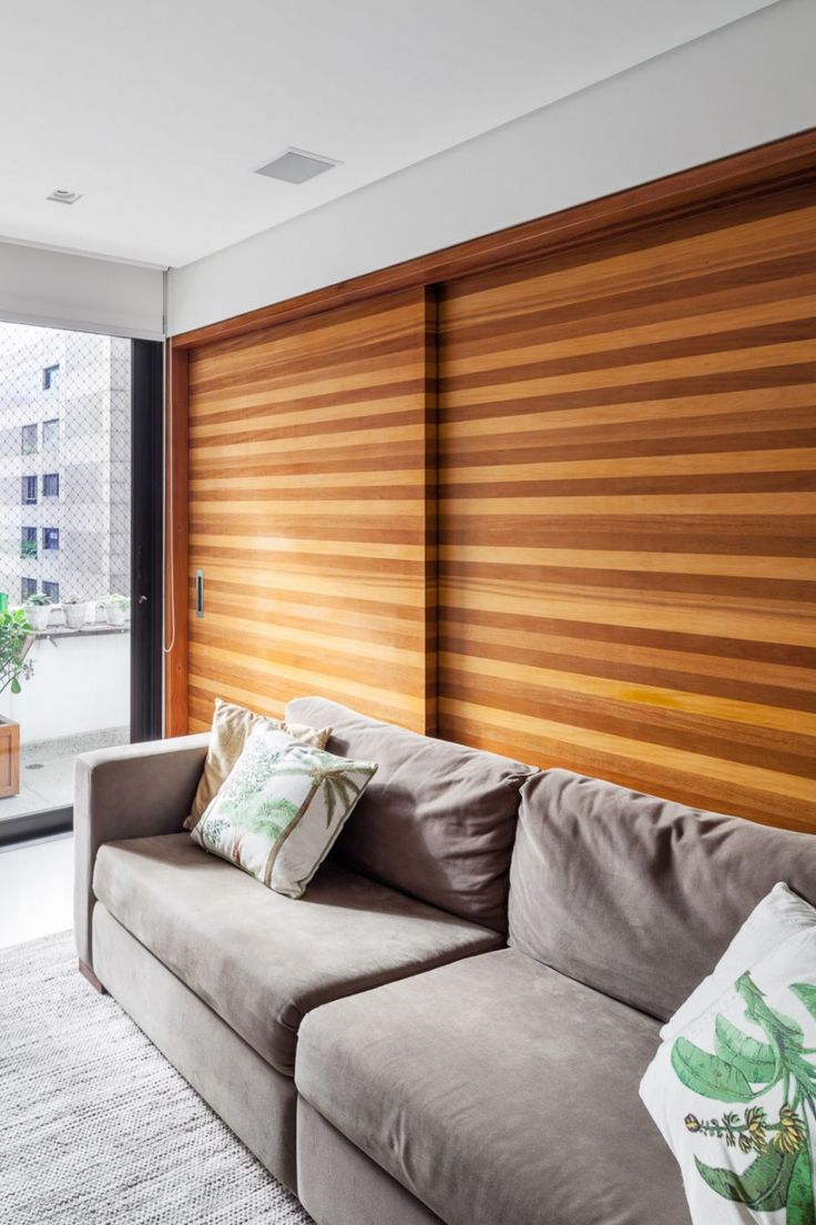 Apartamento A.R by ROCCO ARQUITETOS & 45 best Doors images on Pinterest | Front doors Windows and Wood ... Pezcame.Com