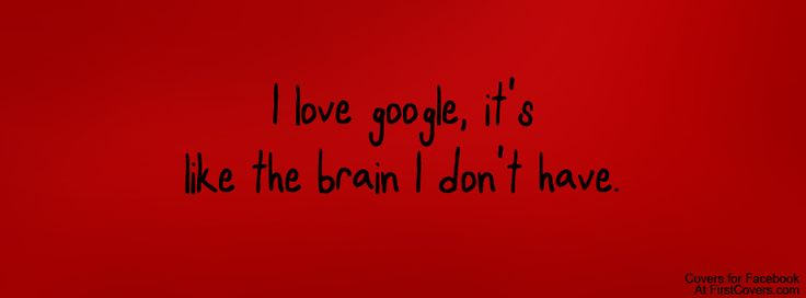 I Love Google cover