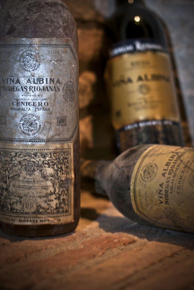 Viña Albina #VinaAlbina #rioja #wine Bodegas Riojanas, Rioja Alta, Spain  One of the best Spanish wines