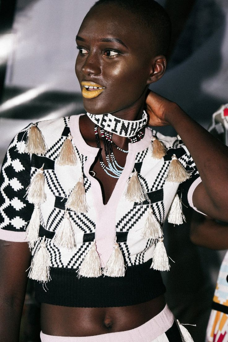 African fashion is both a philosophy and a real business for newly launched e-tailer OXOSI.