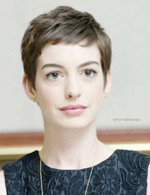 Pixie cut - option #2