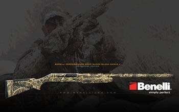 Benelli Performance Shop Super Black Eagle II Waterfowl Edition