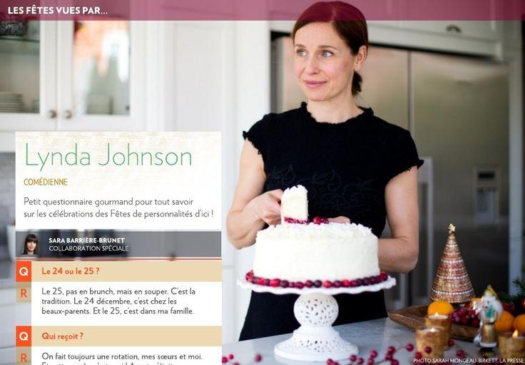 Lynda Johnson - La Presse+