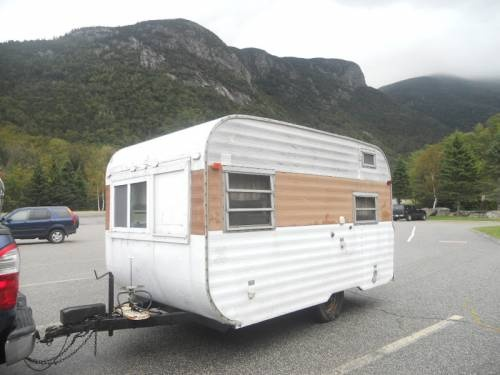 Tag A Long Vintage Camper Trailer 1967 Light And Easy To Tow 1200 Tct Classifieds For