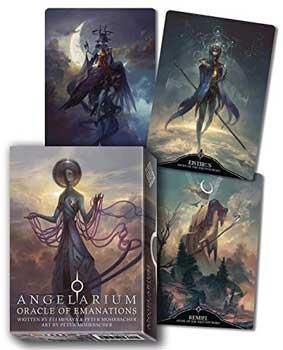 What do you think of our new Angelarium Oracle...?  Click here to check it out!  http://witchesgrass.com/products/angelarium-oracle-of-emanations-by-minaya-mohrbacher?utm_campaign=social_autopilot&utm_source=pin&utm_medium=pin