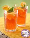 Una pausa di gusto - Tè arancia e cannella
