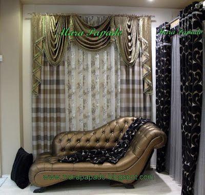 ΑΑΑ Κουρτίνες Mara Papado - Designer's workroom - Curtains ideas - Designs: Κουρτίνες σχέδια