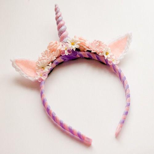 Dolly Darling - Deluxe Unicorn Headband