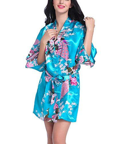 Women Short Kimono Robes Bridesmaid Peacock and Blossoms ... https://www.amazon.co.uk/dp/B01J76BQEQ/ref=cm_sw_r_pi_dp_x_4btxzbPJ1RJJ6