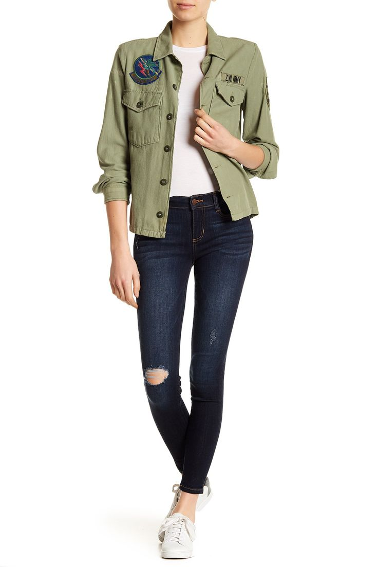 Skinny jeans 44