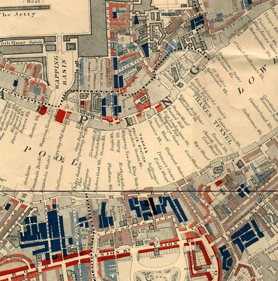 thames warehouses london basin - Google Search