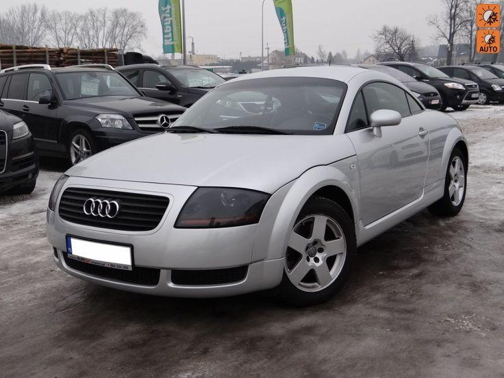 Audi TT - Klimatronic Gaz Sekwencja Zarej.