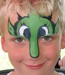 Boys' Face Painting | St. Charles Chicago Face Painter